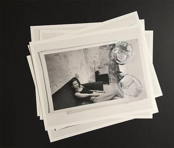 Calvin Klein OBSESSED Kampagne (Press Kit), Image by Mario Sorrenti