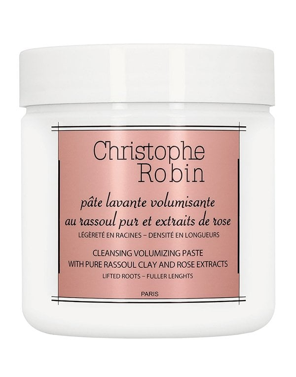 Christophe Robin Cleansing Volumizing Paste with Pure Rassoul Clay and Rose Extracts (Erfahrungsbericht Hey Pretty)