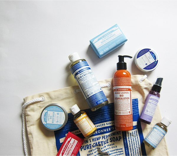 Dr. Bronner's Naturseifen (Brand Love und Review), Image by Hey Pretty Beauty Blog