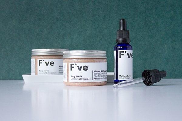 Five Skincare, PR Image