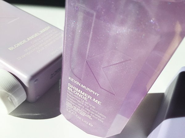 Kevin Murphy Shimmer Me Blonde (Review by Hey Pretty und inioma)