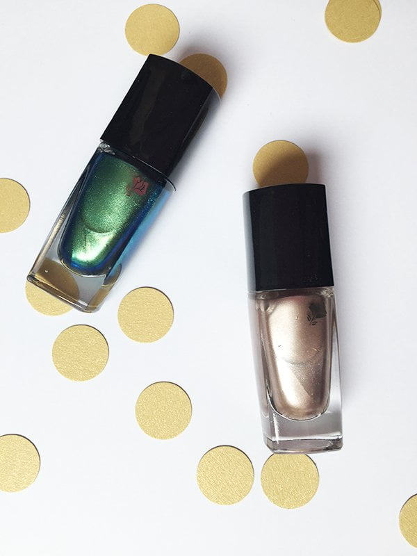 Lancome Summer 2017: Vernis in Love in L'Echappee Belle and Reflet d'Argent (Image by Hey Pretty)