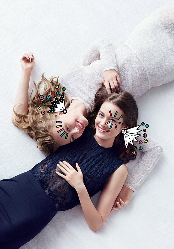 Les Belles de Nina (Les Gourmandises de Nina & Luna) Eau de Toilette – PR Visual #bellesdenina #mysweetbff