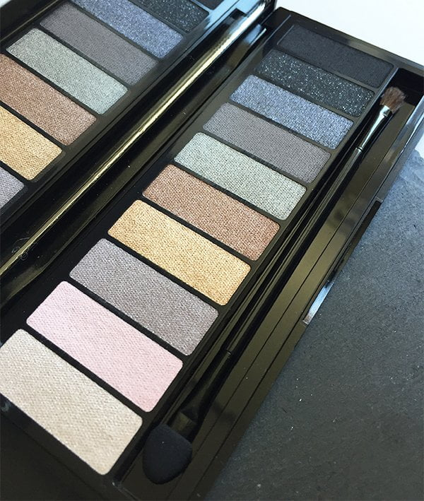Smokey by Marionnaud: Magnetic 10 Eyeshadow Palette (Image by Hey Pretty)