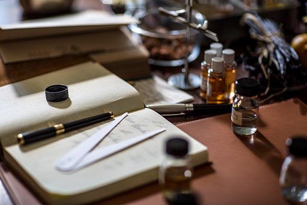 Mon Guerlain Eau de Parfum: Creation Image (PR Still)