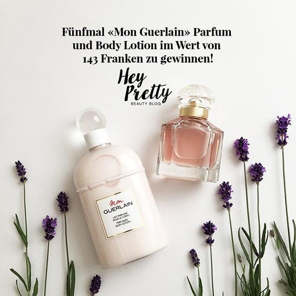 Mon Guerlain Gewinnspiel auf Hey Pretty Beauty Blog