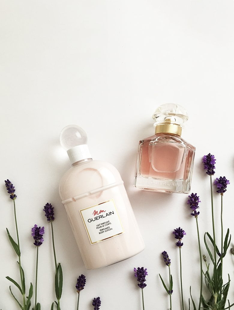 Mon Guerlain Eau de Parfum: Review and Giveaway on Hey Pretty Beauty Blog