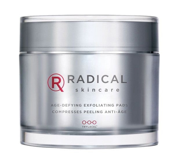 Die besten Anti-Aging-Produkte (Hey Pretty): Radical Age-Defying Exfoliating Pads