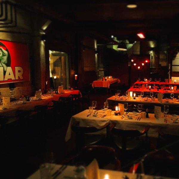 Romantische Restaurants in Zürich: Die Giesserei (Bild-Credit: Instagram, Ladybird77)