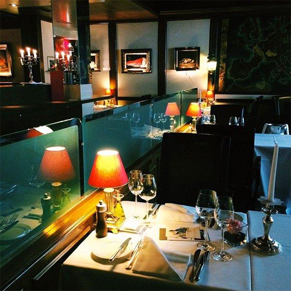 Top 10 romantische Restaurants in Zürich: Hummerbar (Bild-Credit: Instagram/arishulasv