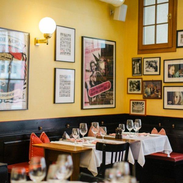 Romantische Restaurants in Zürich: Lumière (Hey Pretty Top 10)