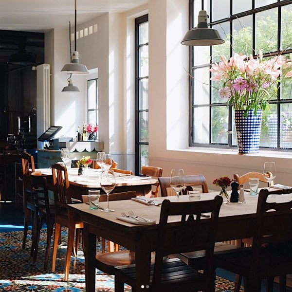 Romantische Restaurants in Zürich – Der Hey Pretty Edit: Maison Blunt