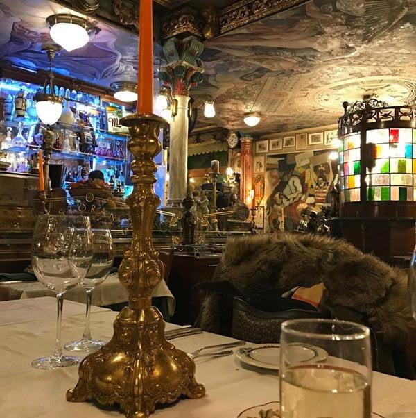 10 romantische Restaurants in Zürich: Napoli (Bild-Credit: Instagram, Winterhalder Areal)