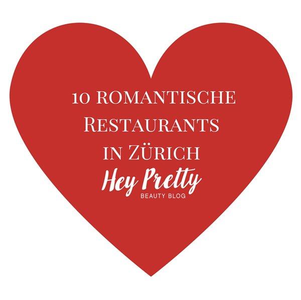 10 romantische Restaurants in Zürich – Hey Pretty