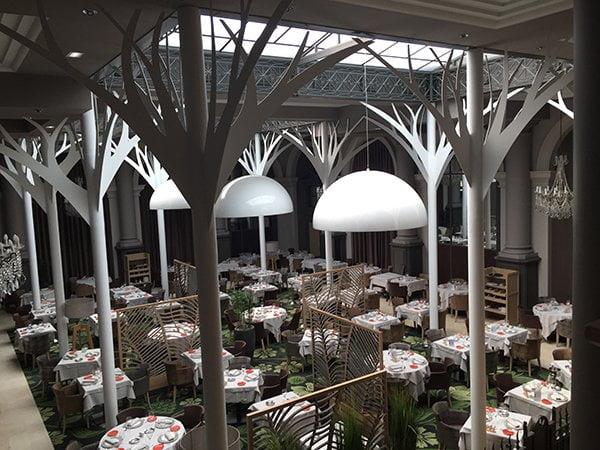 Restaurant La Verriere, Le Grand Hotel des Thermes Saint-Malo