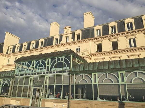 Le Grand Hotel des Thermes Saint-Malo: Erfahrungsbericht Hey Pretty