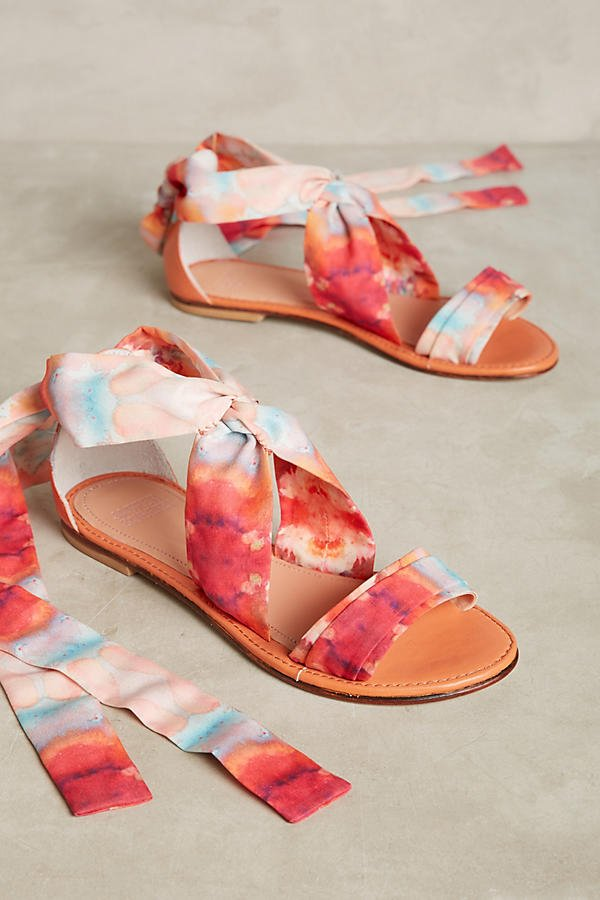 Omari Rainbow Sandal by Anthropologie (Best Summer Sandals 2017 on Hey Pretty)
