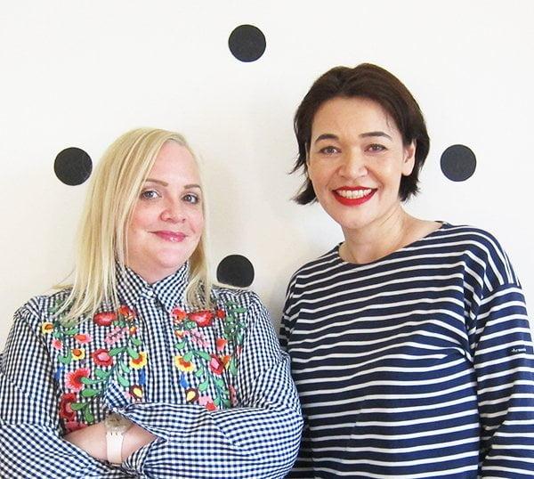 Skintellectual und Actives-Königin Maja und Steffi von Hey Pretty