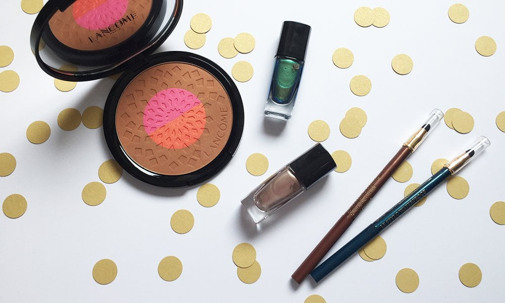 Lancome Summer Look 2017: Summer Swing Make-Up Collection (Image and Review by Hey Pretty)