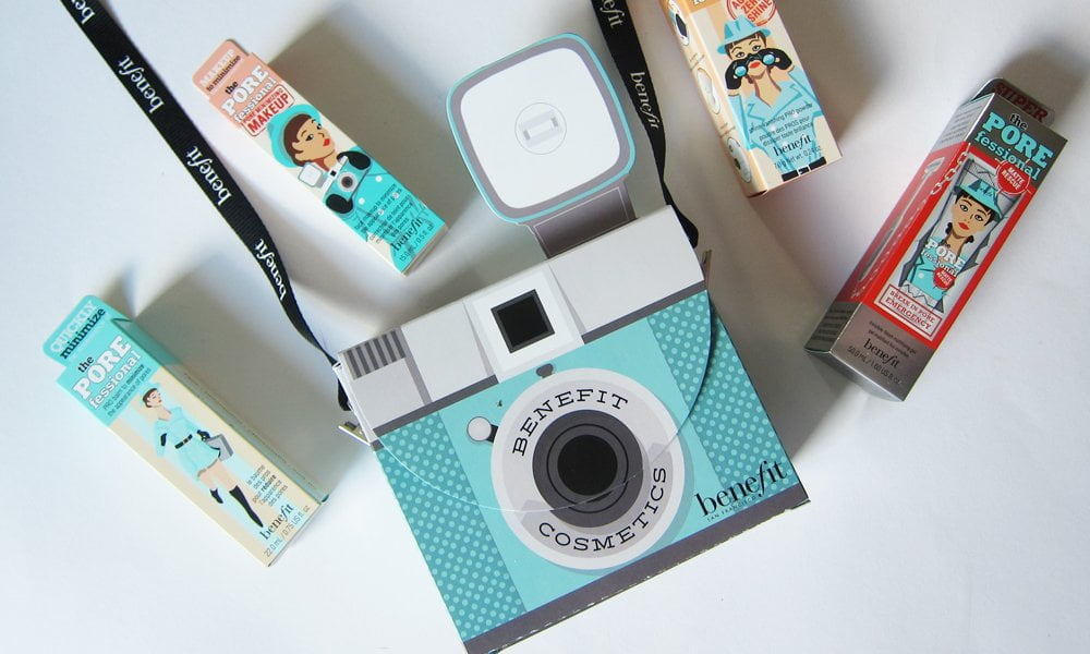 Benefit POREfessional Pore Minimizing Makeup: Review auf Hey Pretty Beauty Blog
