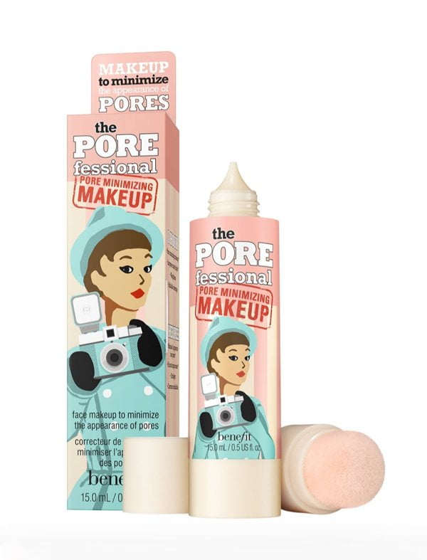 Benefit The POREfessional Pore Minimizing Makeup (Packshot)