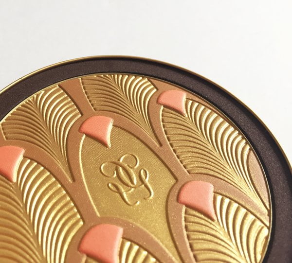 Guerlain Terracotta 2017: Chic Tropic Bronzer Compact (Image by Hey Pretty)