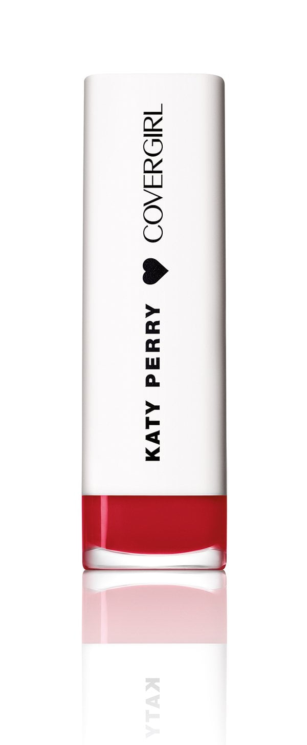 CoverGirl Katy Kat Matte Lipstick in Crimson Cat (PR Image)