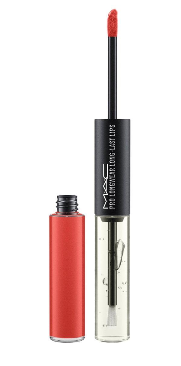 MAC Pro Longwear Long Last Lips in Immortally Yours: 10 Red Lipsticks We Love
