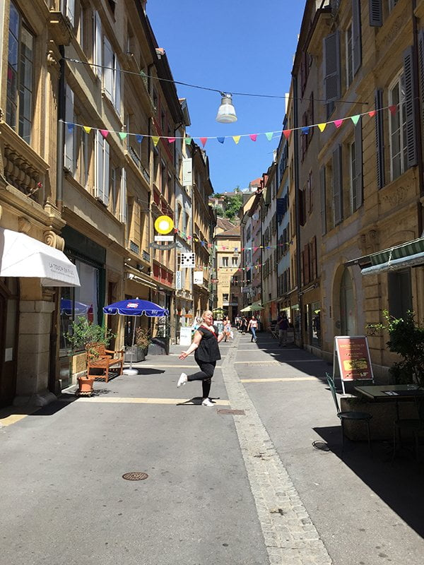 Neuchatel in der Belle Epoque (Guided Tour): Image by Hey Pretty