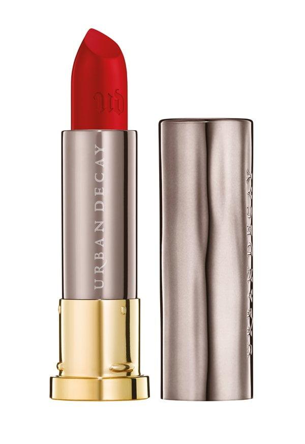 Urban Decay Vice 713: 10 rote Lippenstifte, die dich glücklich machen (Hey Pretty Favorites)