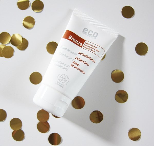Eco Cosmetics Selbstbräuner Review by Hey Pretty