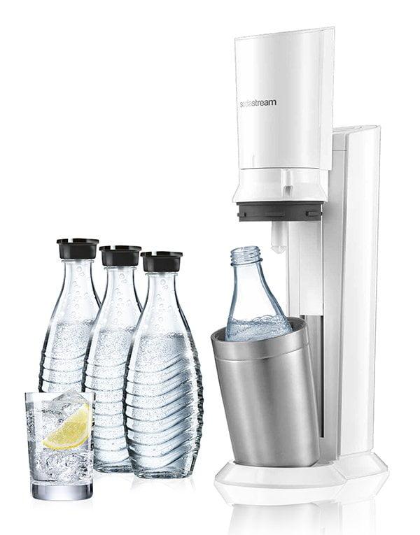 Sodastream Crystal (weiss), PR-Bild
