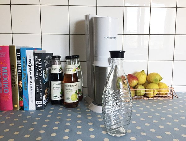 pimp my trinkwasser mein sommerstart mit sodastream hey pretty. Black Bedroom Furniture Sets. Home Design Ideas