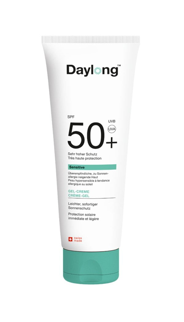Daylong Sensitive Gel-Creme SPF 50: 10 gute Sonnencremen Special auf Hey Pretty