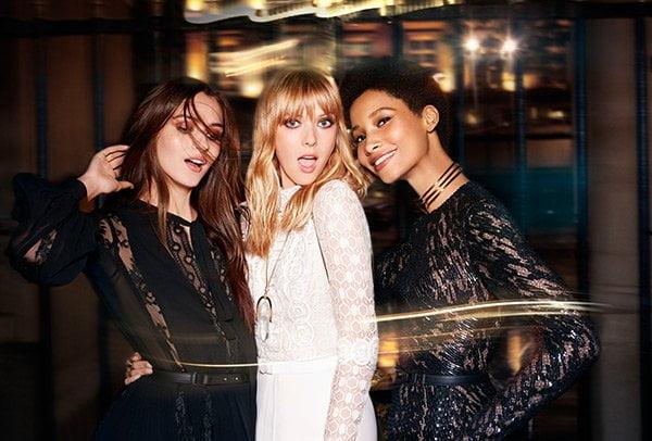 Elie Saab Girl of Now Eau de Parfum (2017), Campaign Visual