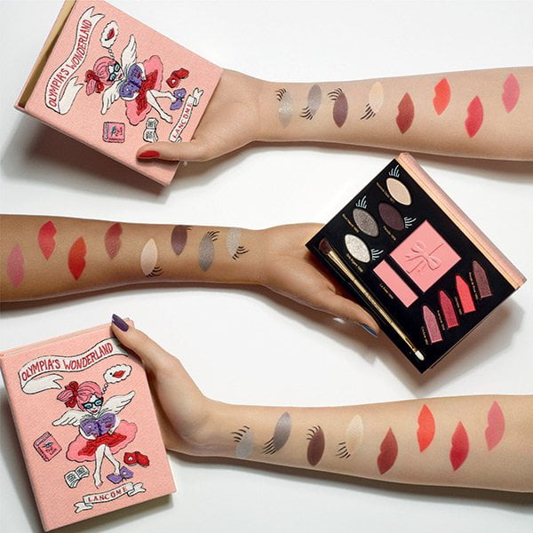 Olympia's Wonderland: Lancôme Fall Look 2017 Make Up Palette Giveaway on Hey Pretty (PR Image)