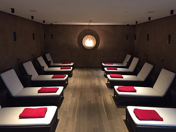 Fleur de Pomme Spa Lipperswil (Golfpanorama Hotel), Ruhezone – Image by Hey Pretty