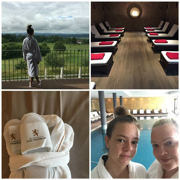 Review Wellnesshotel Golfpanorama Lipperswil (Image by Hey Pretty)
