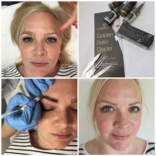 Beautyblogging Talk von Hey Pretty: Selbsttest sind wichtig (Microblading)