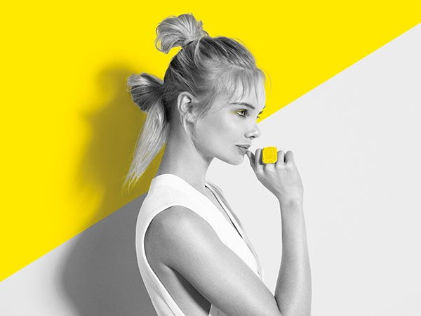 Paul Mitchell NEON #standoutstyle, Model Visual Ada (Review on Hey Pretty)