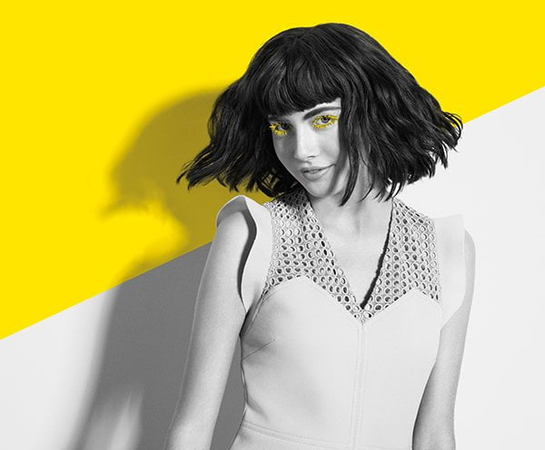 Paul Mitchell NEON #standoutstyle, Model Visual Autry (Review on Hey Pretty)