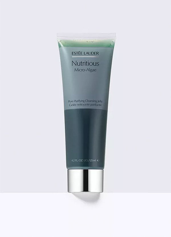 Estée Lauder Nutritious Pore Purifying Cleansing Jelly (PR Image), Review on Hey Pretty