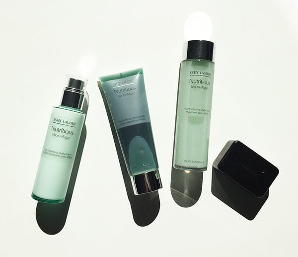 Estée Lauder Nutritious Vitality Collection (Micro-Algae): Review and Image by Hey Pretty Beauty Blog