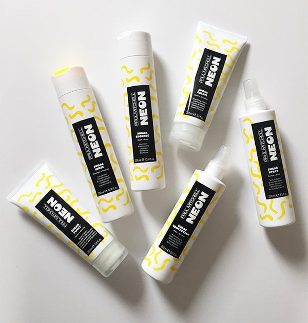 Paul Mitchell NEON Haircare Review and Giveaway on Hey Pretty Beauty Blog
