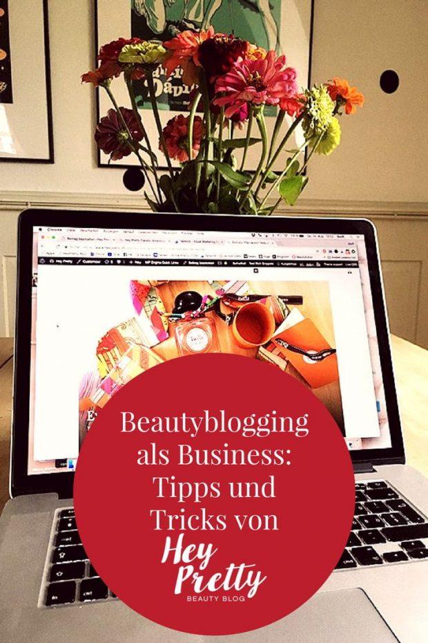 Beautyblogging als Business: Wie du als Beautybloggerin Geld verdienen kannst – der Hey Pretty Erfahrungsbericht (mit Zahlen!)
