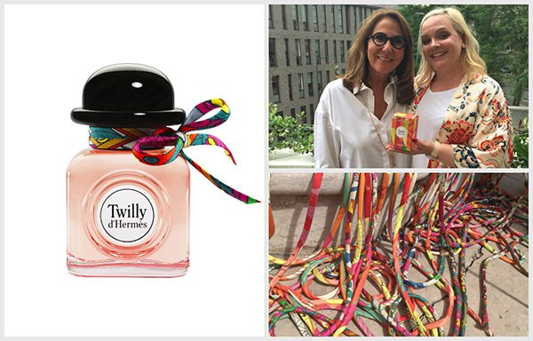 Twilly d'Hermès Launch Event and Review (Image by Hey Pretty Beauty Blog)