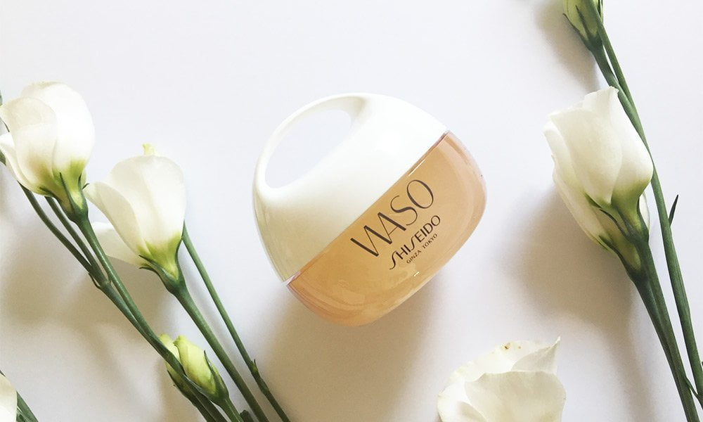 WASO by Shiseido Facecare Range: Review and Giveaway on Hey Pretty