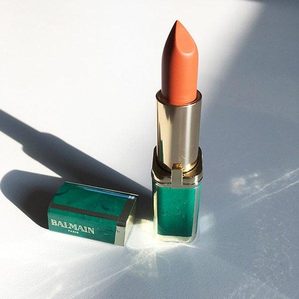 L'Oreal Paris x Balmain: Fever (Color Riche Lipstick, Safari Collection), Image by Hey Pretty