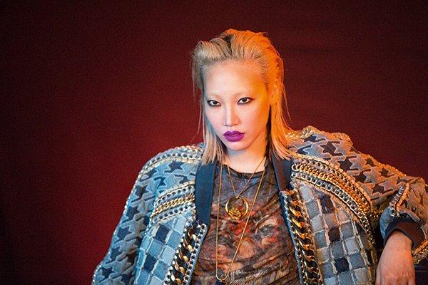 L'Oreal Paris x Balmain Paris Color Riche Lipsticks: PR Visual