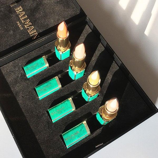 L'Oréal Paris x Balmain Paris – Safari Collection: Review and Image by Hey Pretty Beauty Blog